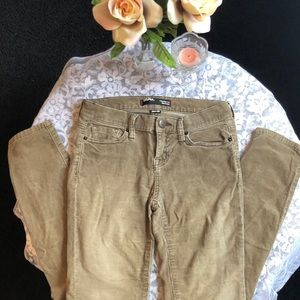Urban Outfitters BDG Green Corduroy  High Waisted